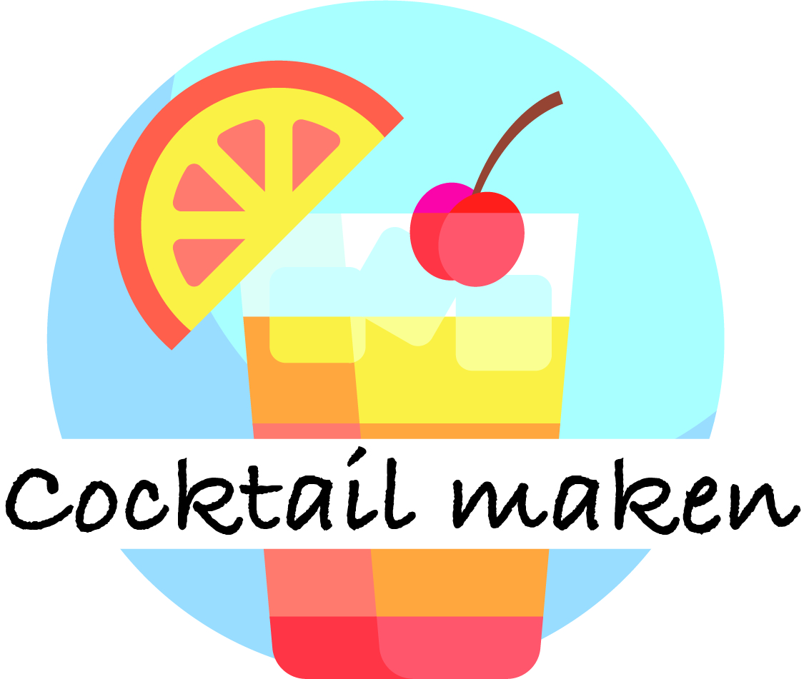 Cocktail maken